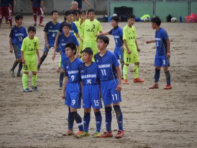 福島県 ろうきん杯 2020 サッカー